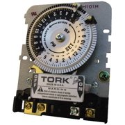 TIME SWITCH REPLACEMANT MECHANISM SINGLE POLE 40AMP 120 VOLT