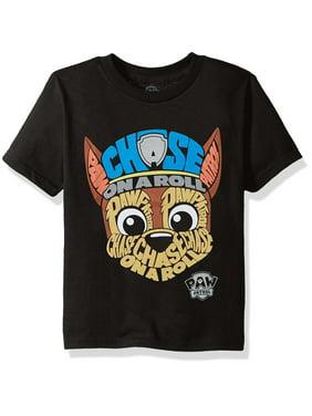 Nickelodeon Boys' Paw Patrol Short Sleeve T-Shirt