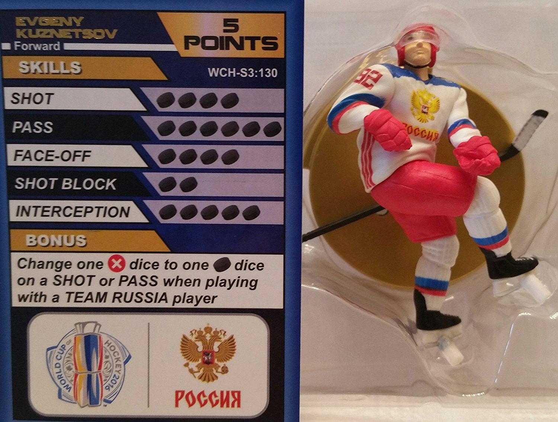 World Cup of Hockey Team Russia Evgeny Kuznetsov (Rare) by