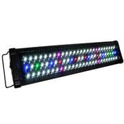 MegaBrand 24-30 Inch 78 LED Aquarium Lighting Fish Tank Light Fixture