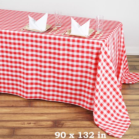 Efavormart Perfect Picnic Inspired Checkered 90