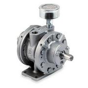 GAST 6AM-FRV-62 Air Motor,4 HP,128 cfm,3000 rpm