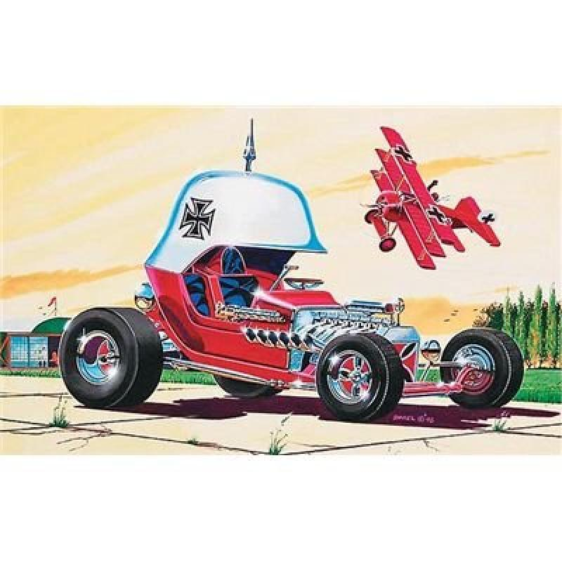REVELL-MONOGRAM 1:24 Red Baron