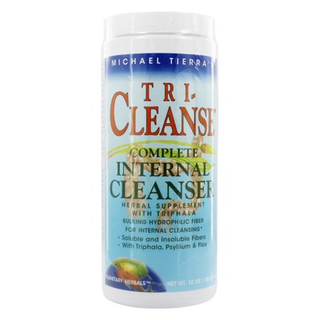 Planetary Herbals - Michael Tierra's, Tri-Cleanse, Complete Internal Cleanser, 10 oz ()