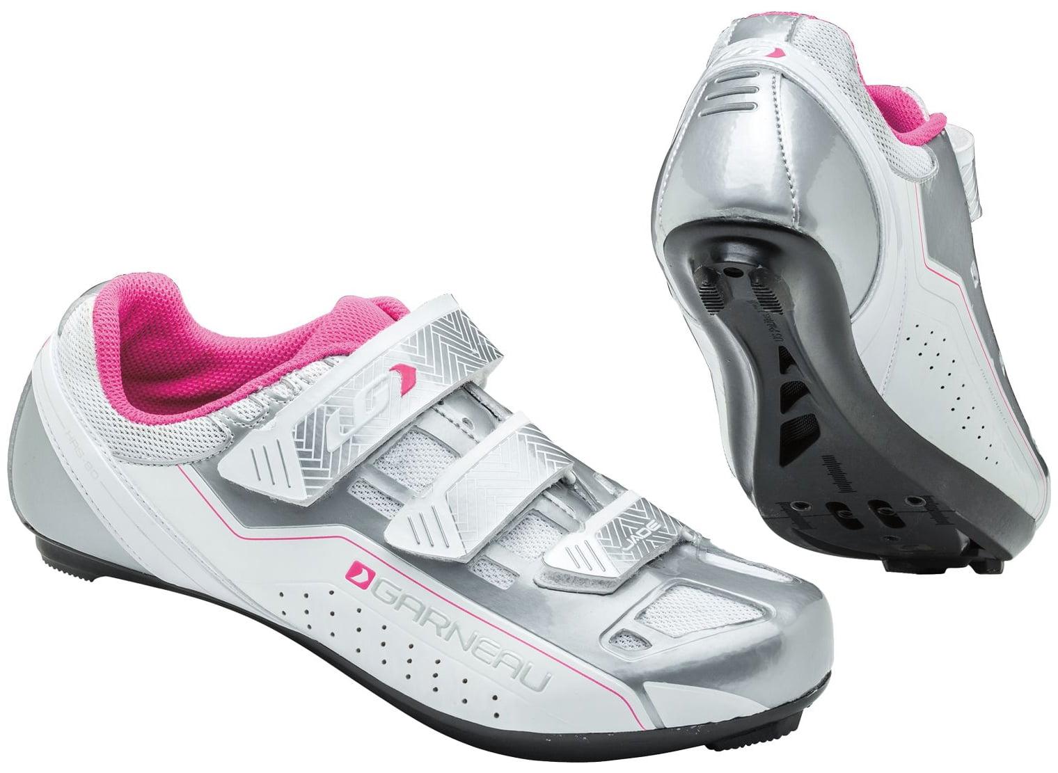 Louis Garneau Women's Jade Cycling Shoes (Drizzle, 36)