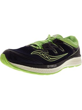 Saucony Women's Triumph Iso 4 Navy / Mint Ankle-High Mesh Running Shoe - 7M