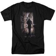 Watchmen Alley Mens Short Sleeve Shirt