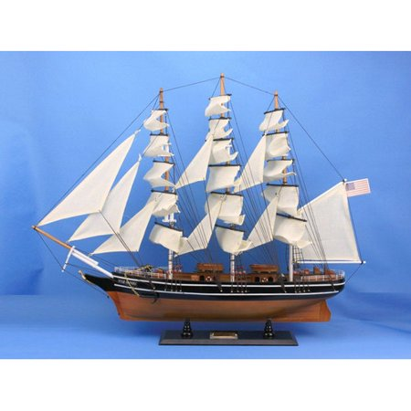 Handcrafted Nautical Decor Stars of India Model Ship