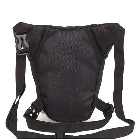 Multi-functional men's crossbody riding waterproof pockets Motorcycle bags - image 2 de 5