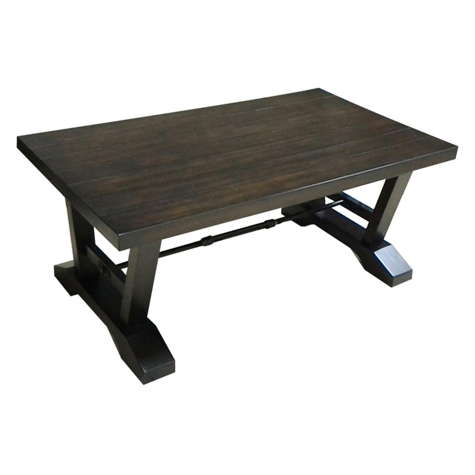 United Furniture Simmons Industrial Rectangular Cocktail Table   Walmart.com