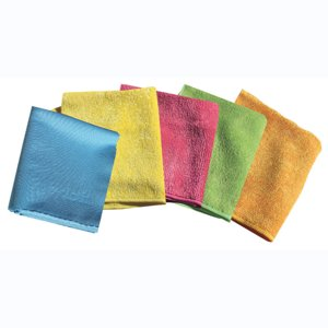 E-Cloth Starter Pack 5 PC (assorted colors) 10901