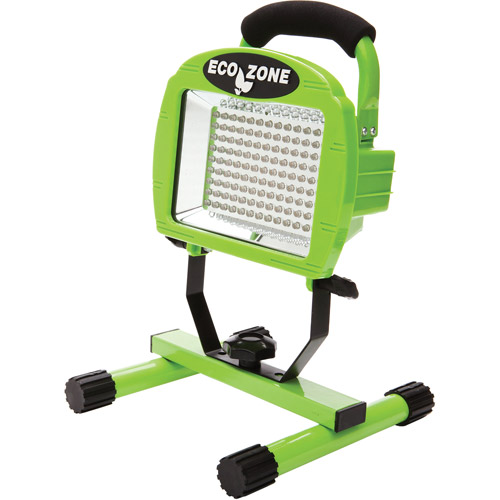 Designers Edge 108-LED Portable Work Light, 6' Cord, Green