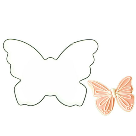 Butterfly Shape Stainless Steel Cookie Dessert Fruit Cutter DIY Cake Mould - Diy Dessert Table