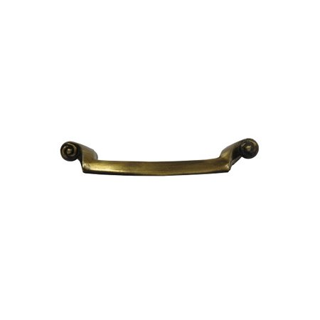 """Allison 3"""" Center To Center Drawer Handle Pull, Antique Brass - Lot of 13"""