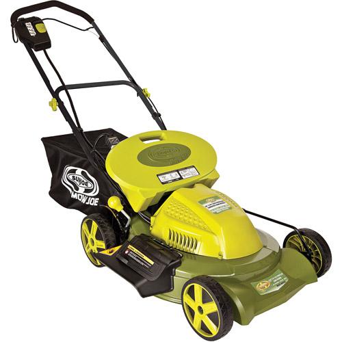 """Sun Joe 20"""" 3-In-1 Cordless Self Propelled Lawn Mower"""