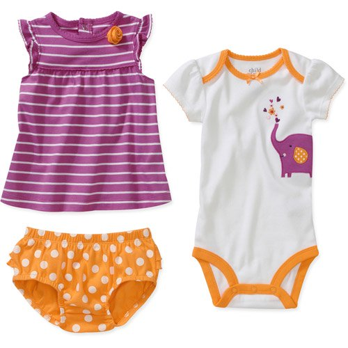 51a671566 Child of Mine by Carter s - Child Of Mine By Carters Newborn Girls ...