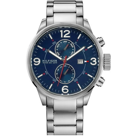 Tommy Hilfiger Stainless Steel Mens Watch 1790903