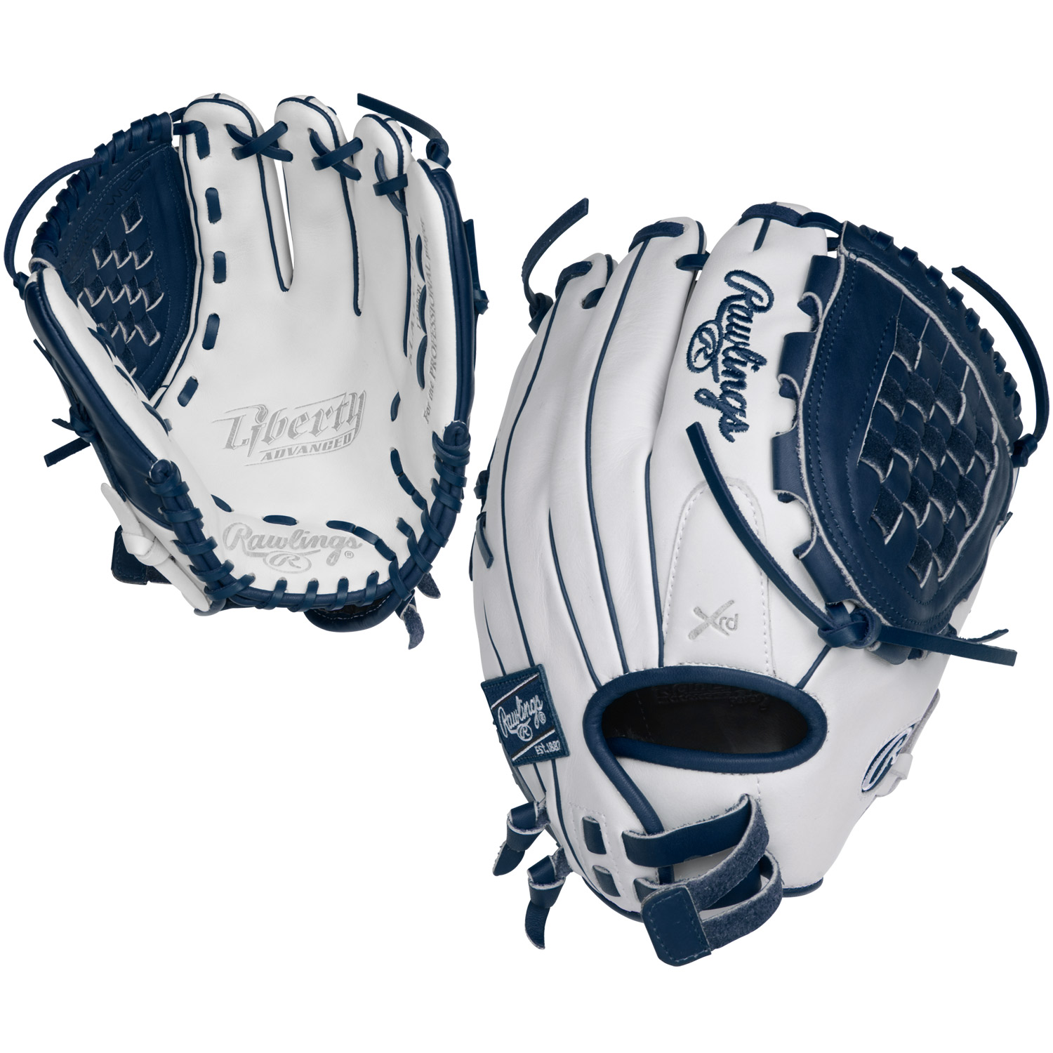 Rawlings Liberty Advanced 12 Inch RLA120-3WN Fastpitch So...