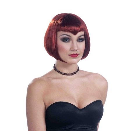 Auburn Vampiress Adult Costume Wig One Size - Vampiress Wigs