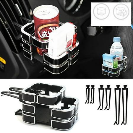 Black Universal Mount Drink Bottle Car Auto Vehicle Cup Holder Stand Suppliers - image 1 de 8