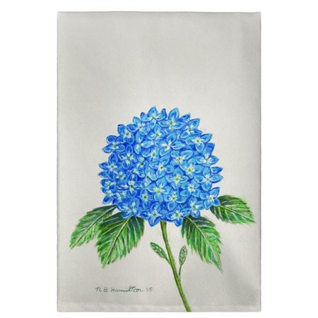Betsy Drake GT988 20 x 20 in. Dicks Hydrangea Guest Towel - image 1 of 1