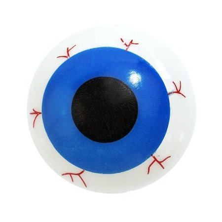 Eyeball Splat Ball - Halloween Cheese Ball Eyeballs