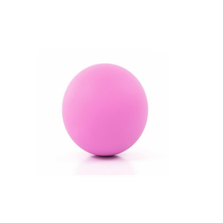 Play Stage Ball for Juggling 62mm 75g- (1) (Pastel Pink) Juggling Stage Balls