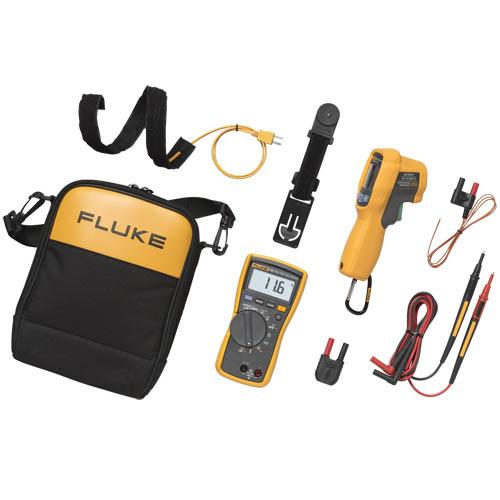 Buy Fluke 116 62 MAX+ HVAC Technician's Combo Kit by Fluke