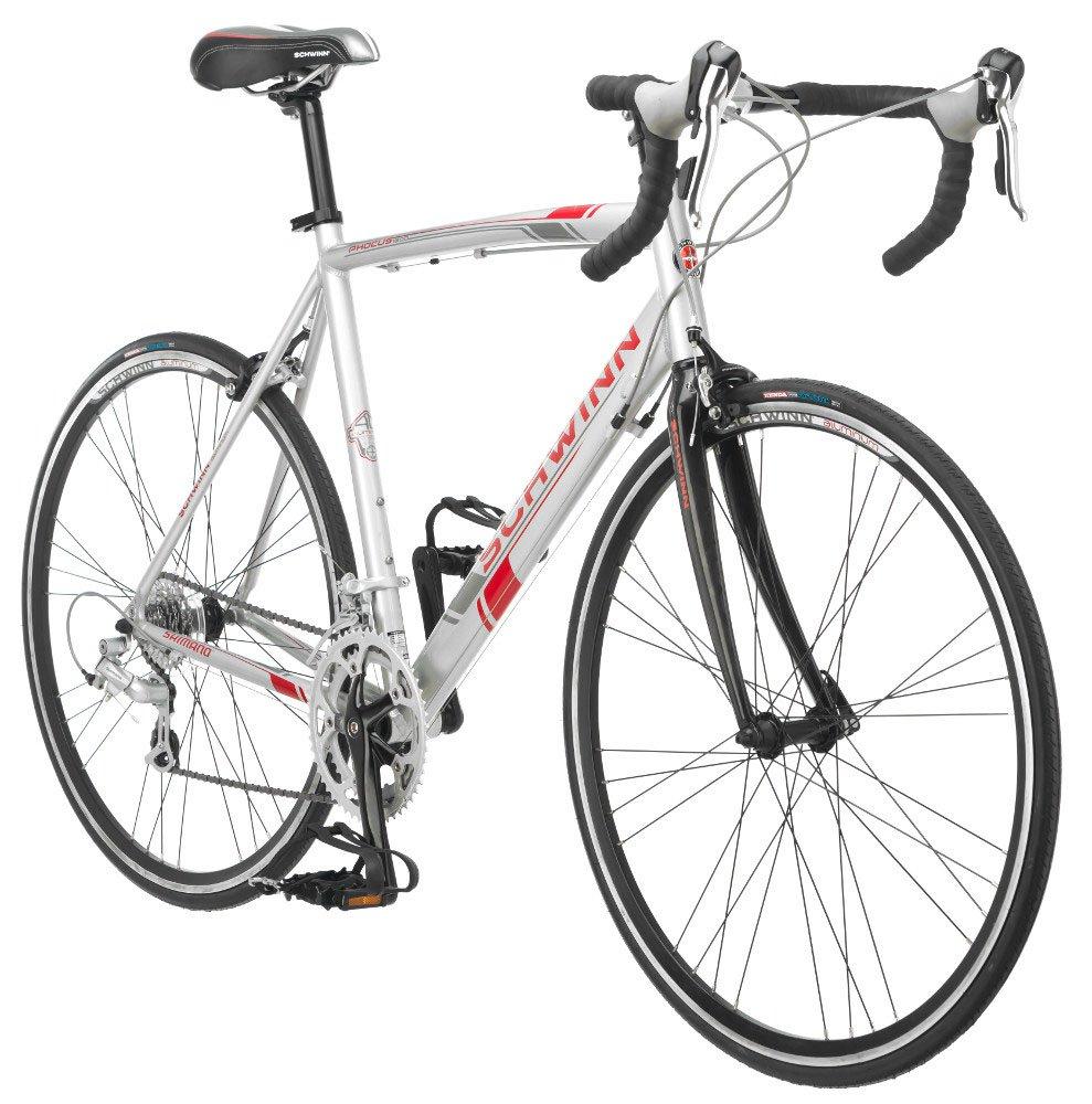 71b78d701de Schwinn 700C Phocus 1600 Womens Drop Bar Road Bicycle & 2 Bike Car Trunk  Rack - Walmart.com