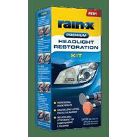 Rain-X Premium Headlight Restoration Kit - 610153