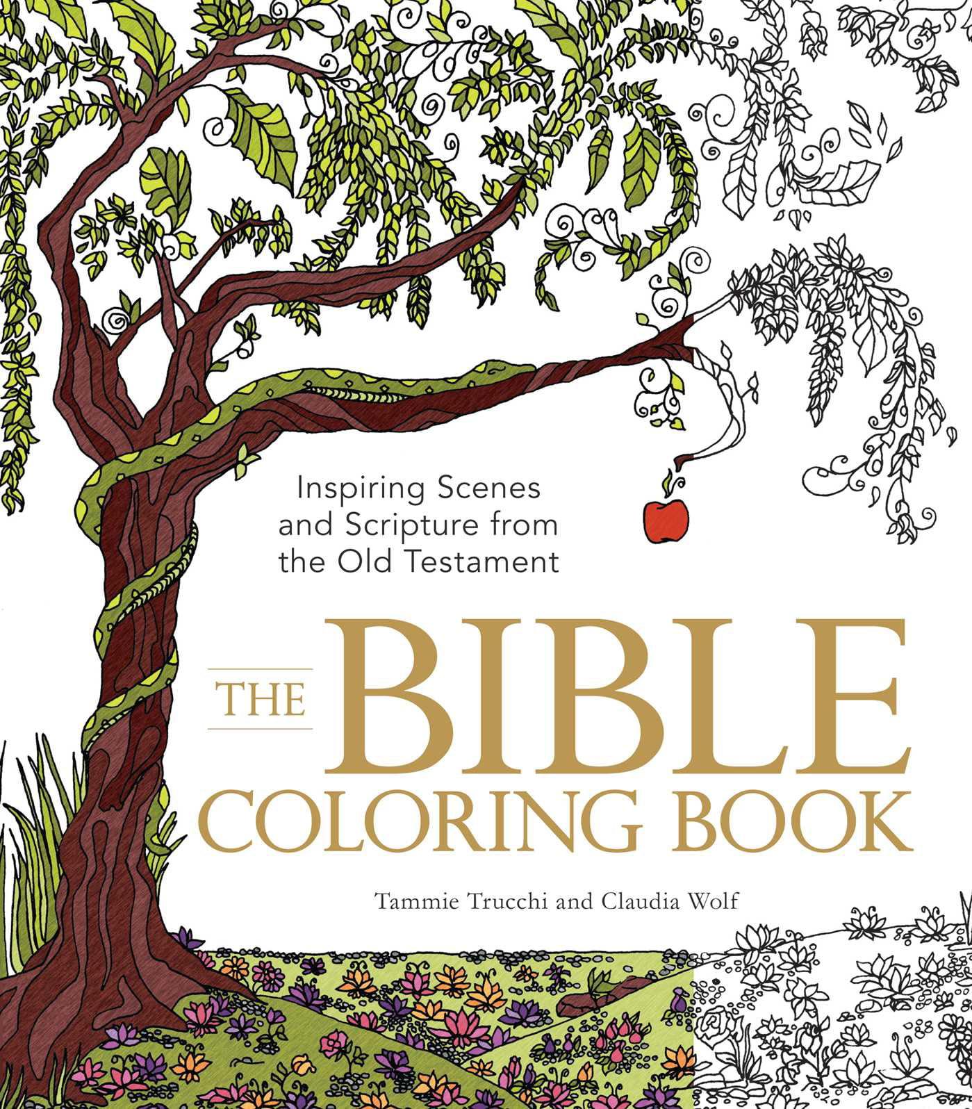 Bible Coloring Book