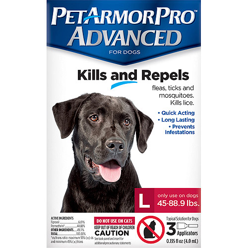 PetArmorPro Advanced Large (45-88.9 lbs)
