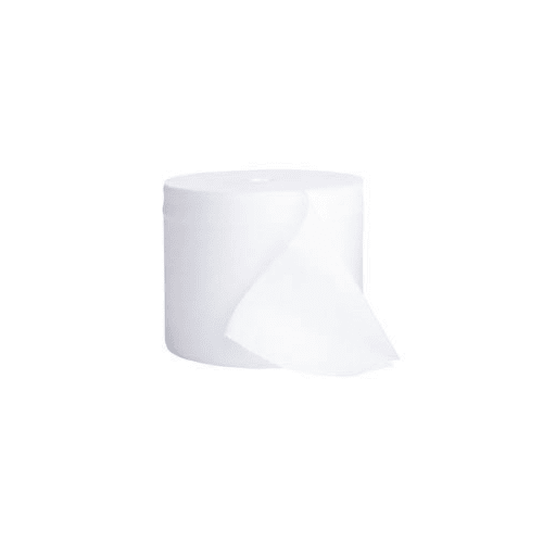 Kimberly-Clark 4007 Coreless Tissue White - 36 Rolls, 1000 Sheets per Roll