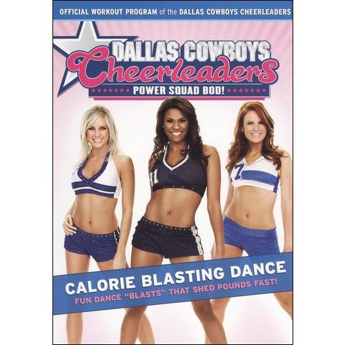 Dallas Cowboys Cheerleaders: Power Squad Bod! Calorie Blasting Dance (Full Frame) by NATIONAL AMUSEMENT INC.