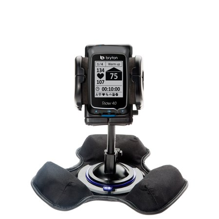 Car   Truck Vehicle Holder Mounting System For Bryton Rider 40 Includes Unique Flexible Windshield Suction And Universal Dashboard Mount Options