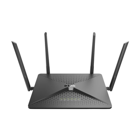 D-Link EXO AC2600 MU-MIMO Wi-Fi Router – 4K Streaming and Gaming, With USB Ports