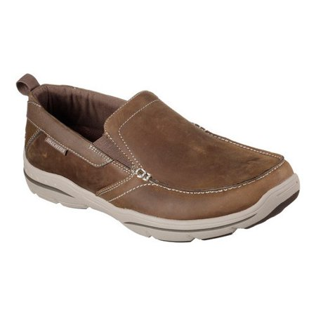 cf6d9ab61879c Skechers - Skechers Men's Relaxed Fit Harper Forde Loafer - Walmart.com