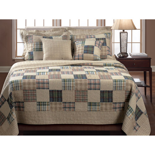 Global Trends Ozark Bedding Quilt Set by Greenland Home Fashions