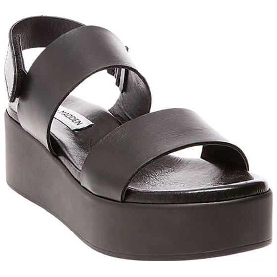 6542c8b8779 steve madden women s rachel platform sandal nude leather 9 m us women s steve  madden rachel platform sandal