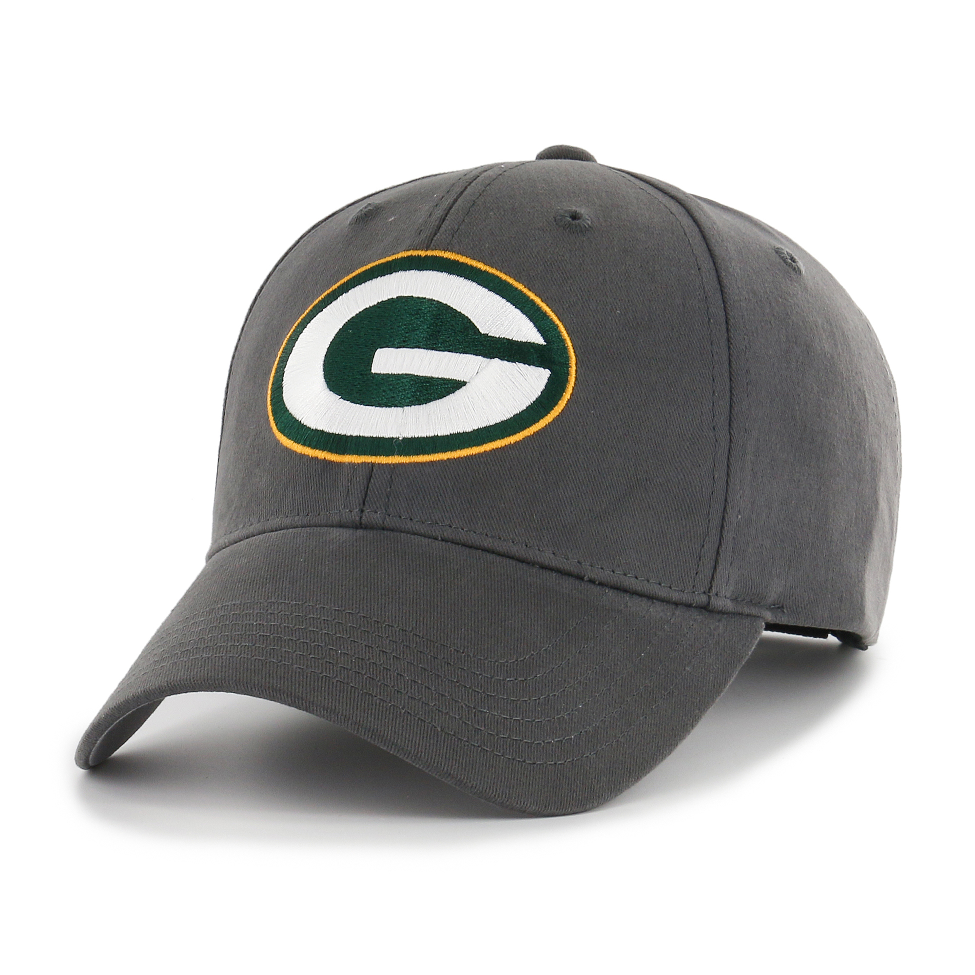 NFL Green Bay Packers Basic Adjustable Cap/Hat by Fan Favorite