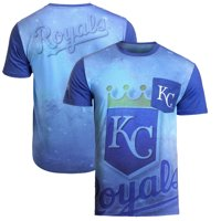 Kansas City Royals Team Pocket T-Shirt - Light Blue/Royal