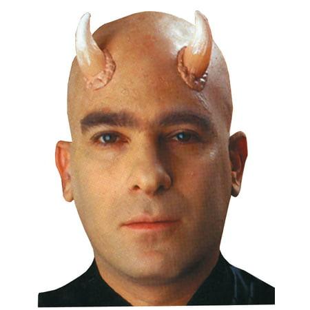 Latex Horns Prosthetics Halloween Accessory - Tf Halloween