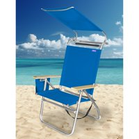 Copa 4 Position Big Tycoon Canopy Beach Chair