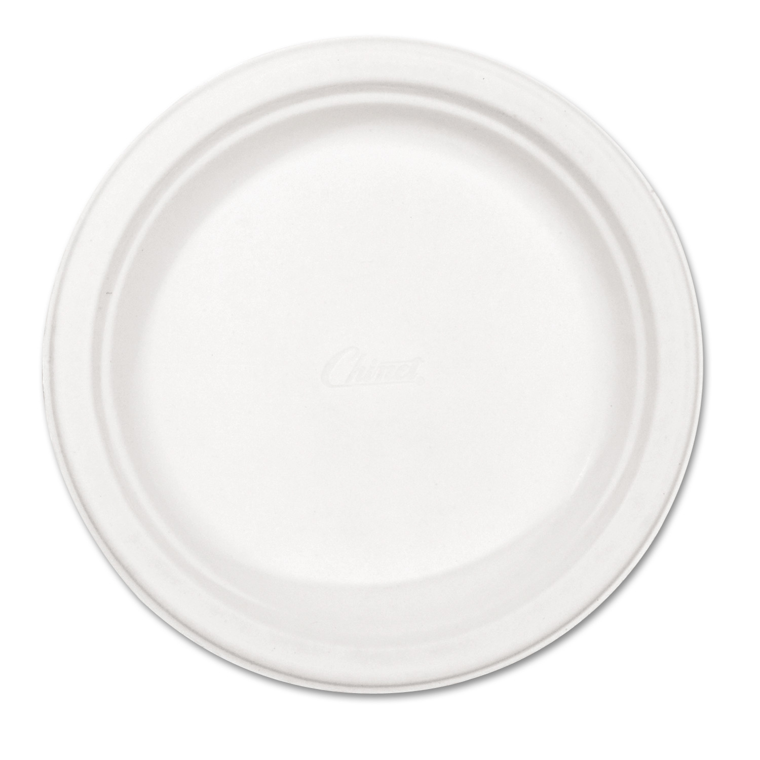 Chinet White Paper Plates 8.75\  Diameter 500 count  sc 1 st  Walmart & Chinet White Paper Plates 8.75\