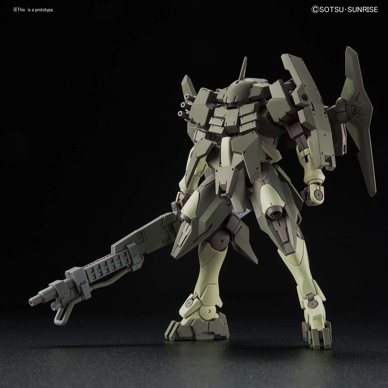 Gundam HGBF Striker GN-X Model Kit by Bandai Hobby