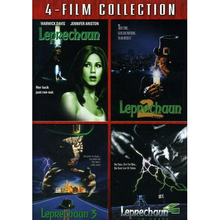 Leprechaun / Leprechaun 2 / Leprechaun 3 / Leprechaun 4 (DVD)](Scary Leprechaun)