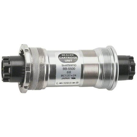 Shimano 105 BB-5500 68x109.5mm Octalink V1 Spline English Bottom Bracket