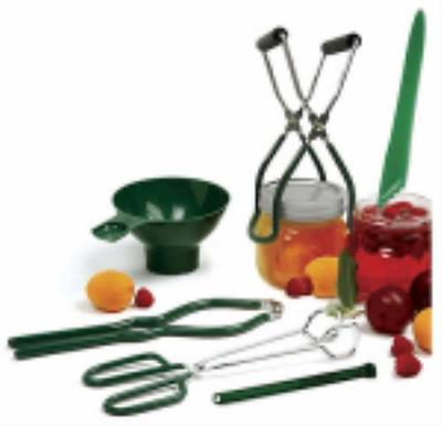 6 Piece Canning Set Comes With The 6 Basic Tools Needed To Can Jar Wr by