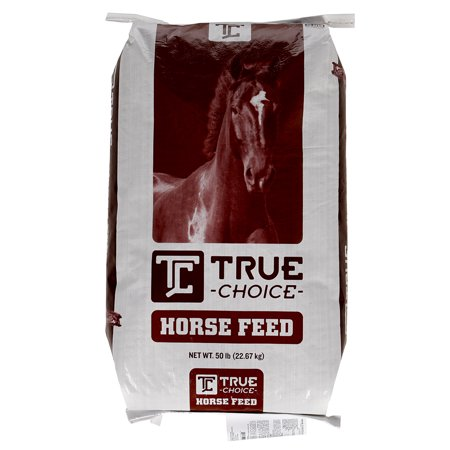 Purina Animal Nutrition True Choice Equine 12 Textured Sweet Feed  50 (Sweet Feed For Horses)