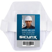 Baumgartens Sicurix Heavy-Duty Arm ID Badge Holders